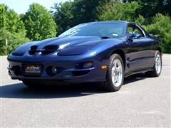2001 Pontiac Firebird Trans-Am WS6