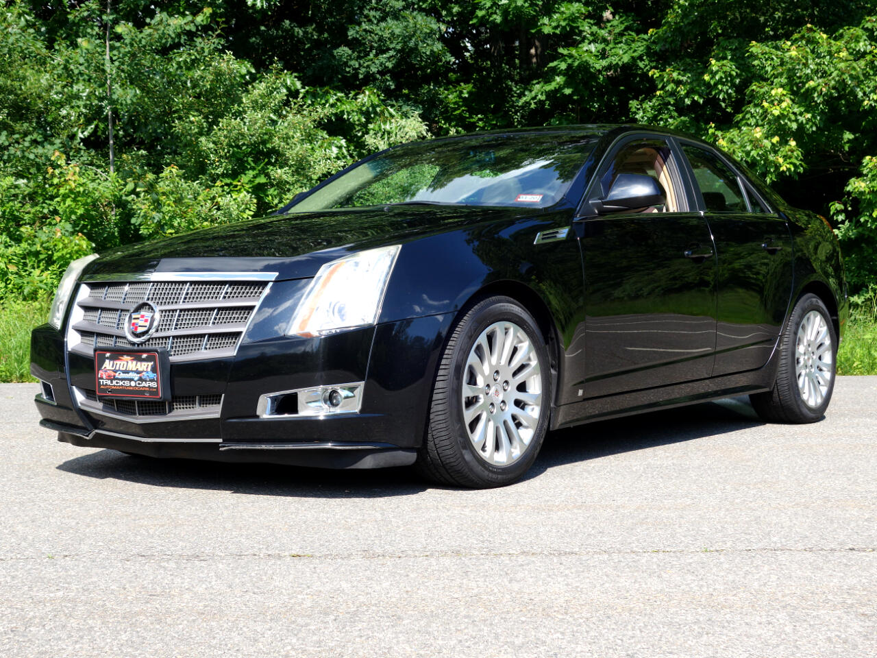 2010 Cadillac CTS Sedan 4dr Sdn 3.6L Performance AWD