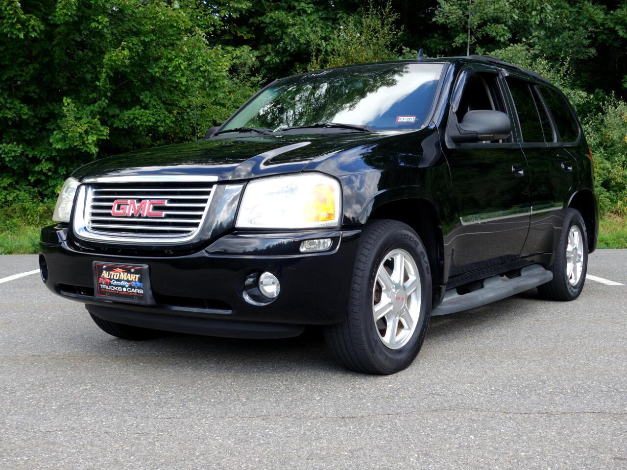 2007 GMC Envoy 4WD 4dr SLT
