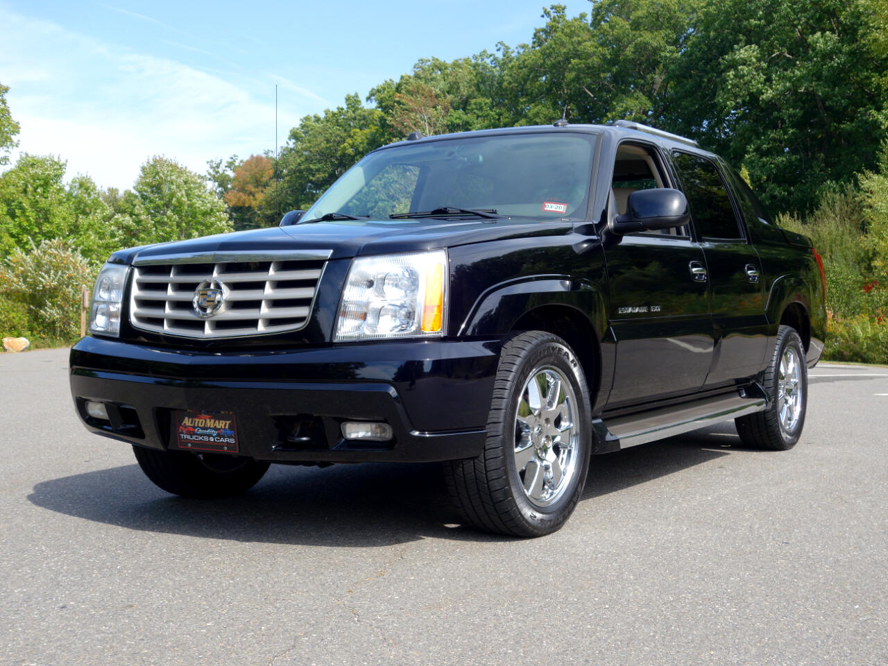 2005 Cadillac Escalade EXT 4dr AWD