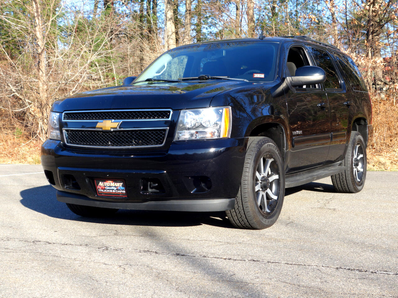 Chevrolet Tahoe 4WD 4dr 1500 LS 2012