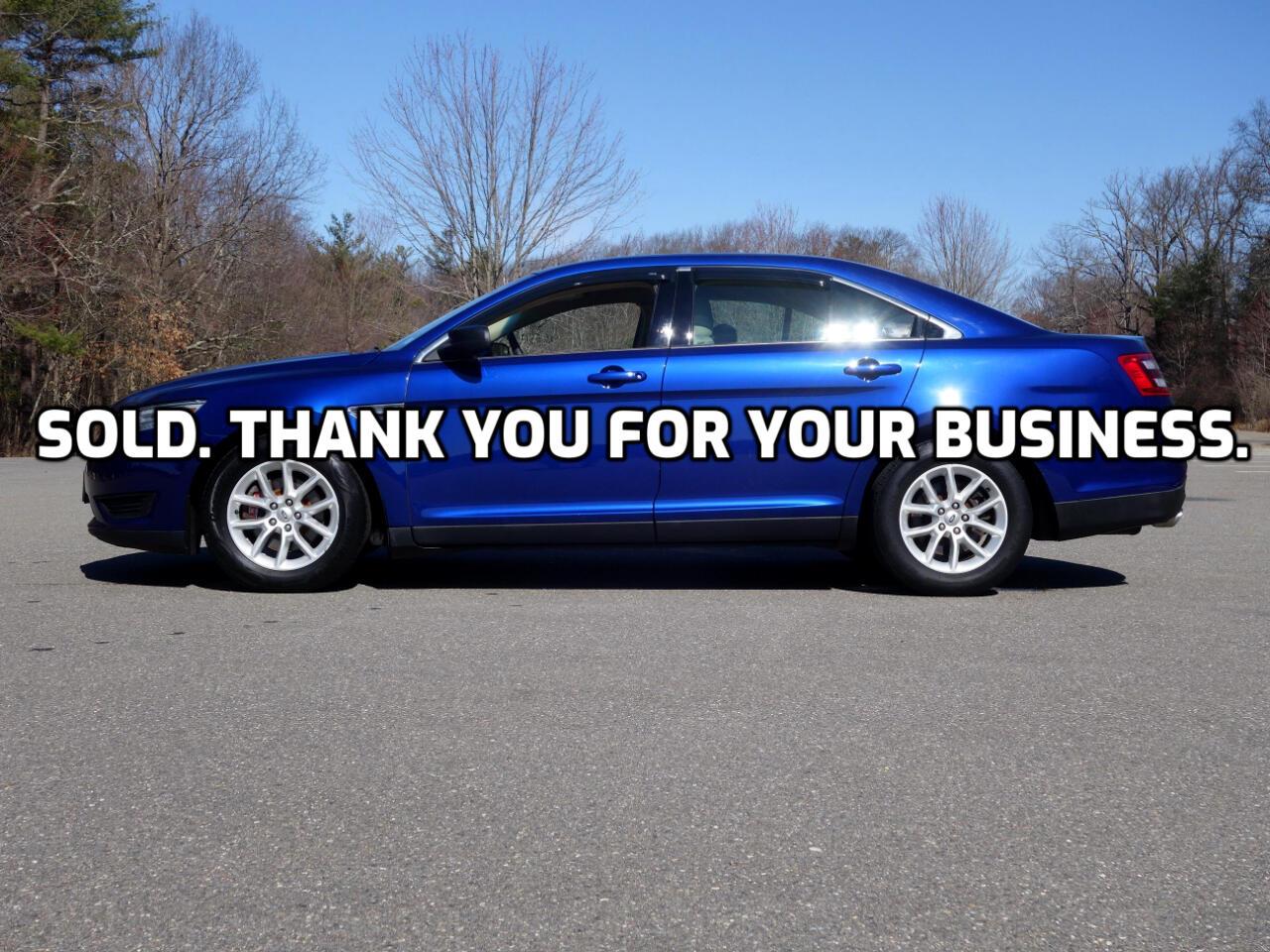 Ford Taurus 4dr Sdn SE FWD 2013