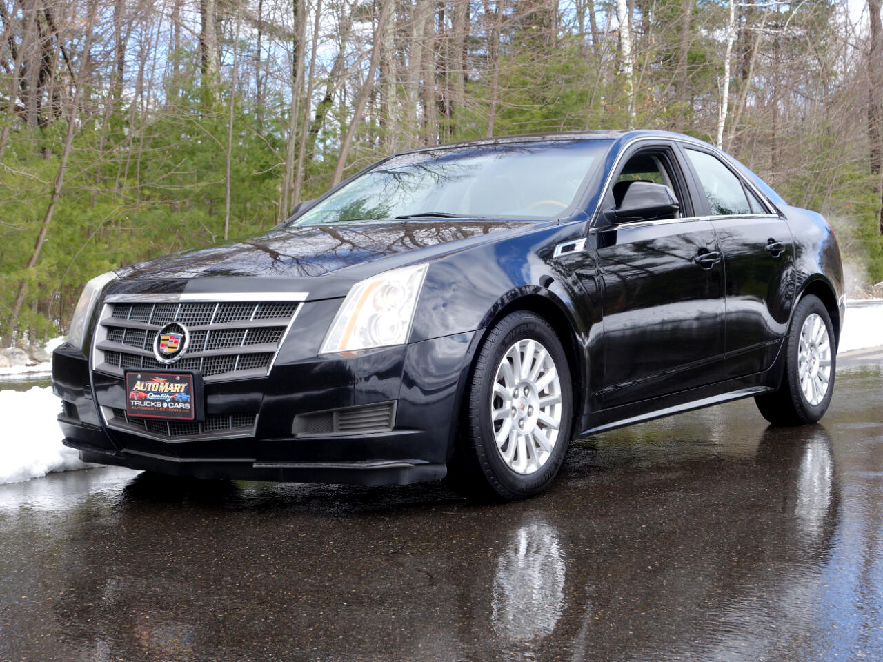 Cadillac CTS Sedan 4dr Sdn 3.0L Luxury AWD 2011