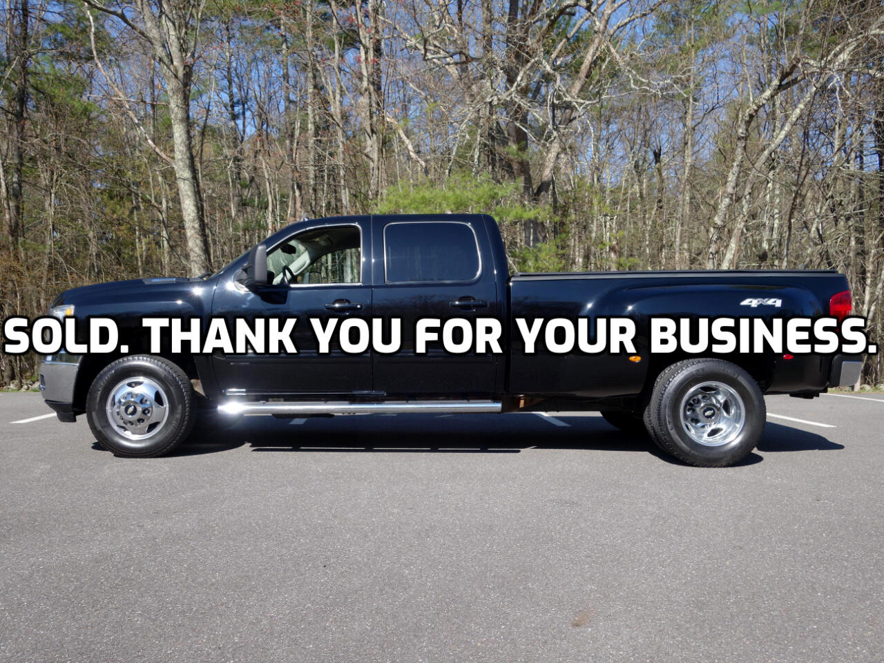"""Chevrolet Silverado 3500HD 4WD Crew Cab 167.7"""" LTZ 2012"""