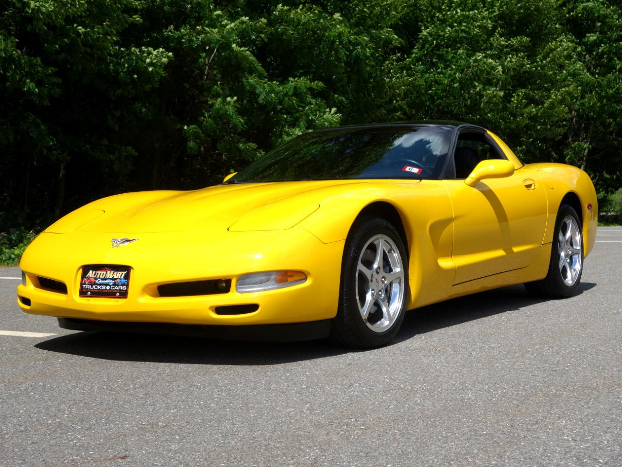 Chevrolet Corvette 2dr Cpe 2003