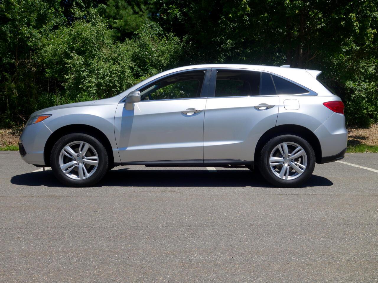 Acura RDX AWD 4dr 2014
