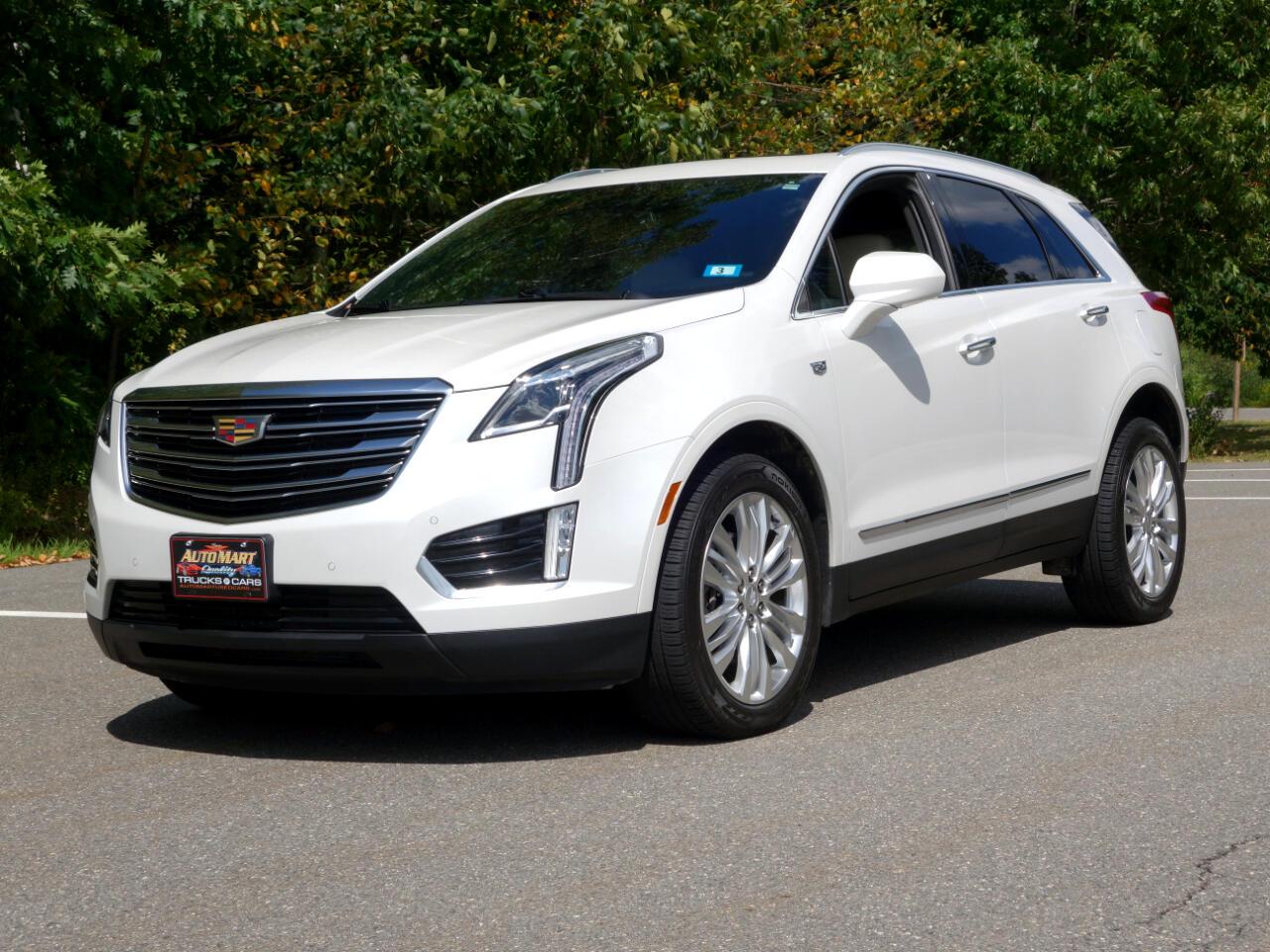 Cadillac XT5 AWD 4dr Premium Luxury 2017