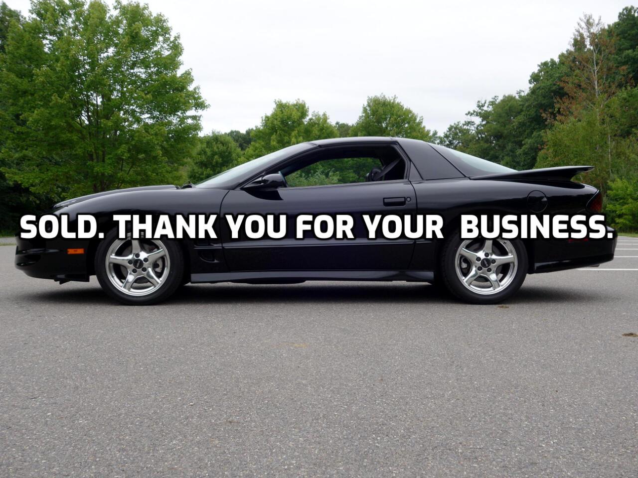 Pontiac Firebird Trans Am WS6 2001