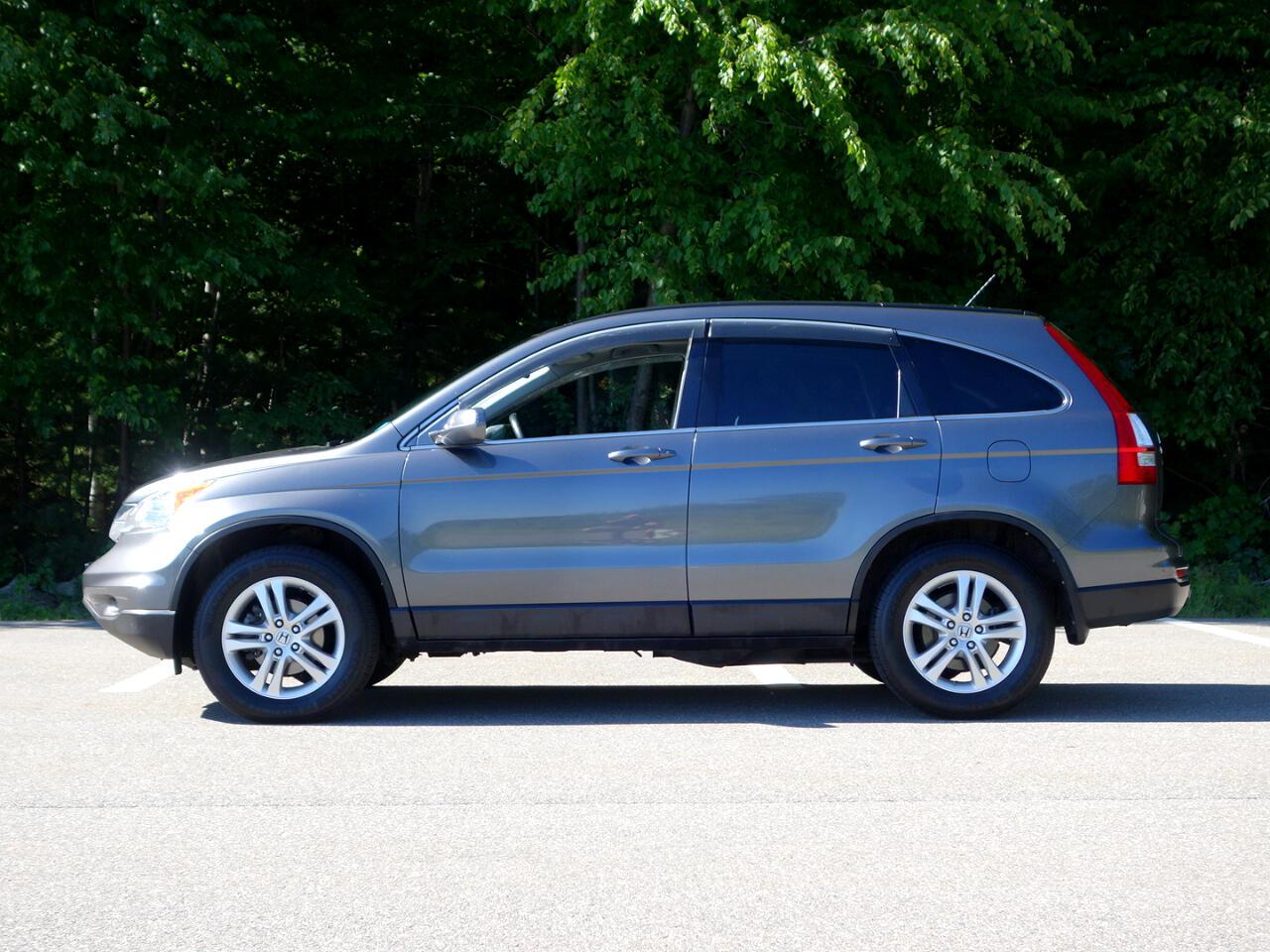 Honda CR-V 4WD 5dr EX-L 2011