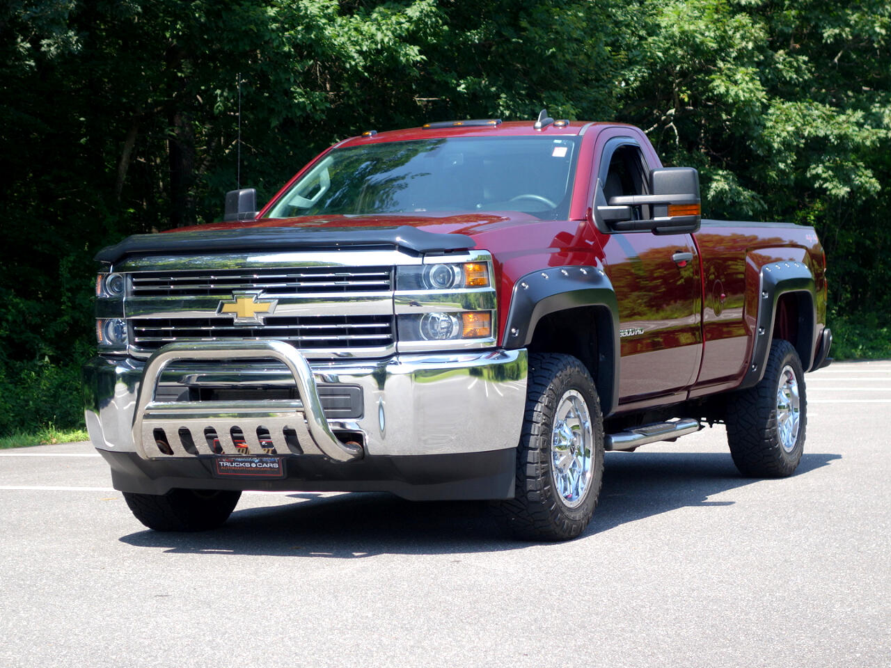 "Chevrolet Silverado 3500HD Built After Aug 14 4WD Reg Cab 133.6"" Work Truck 2015"