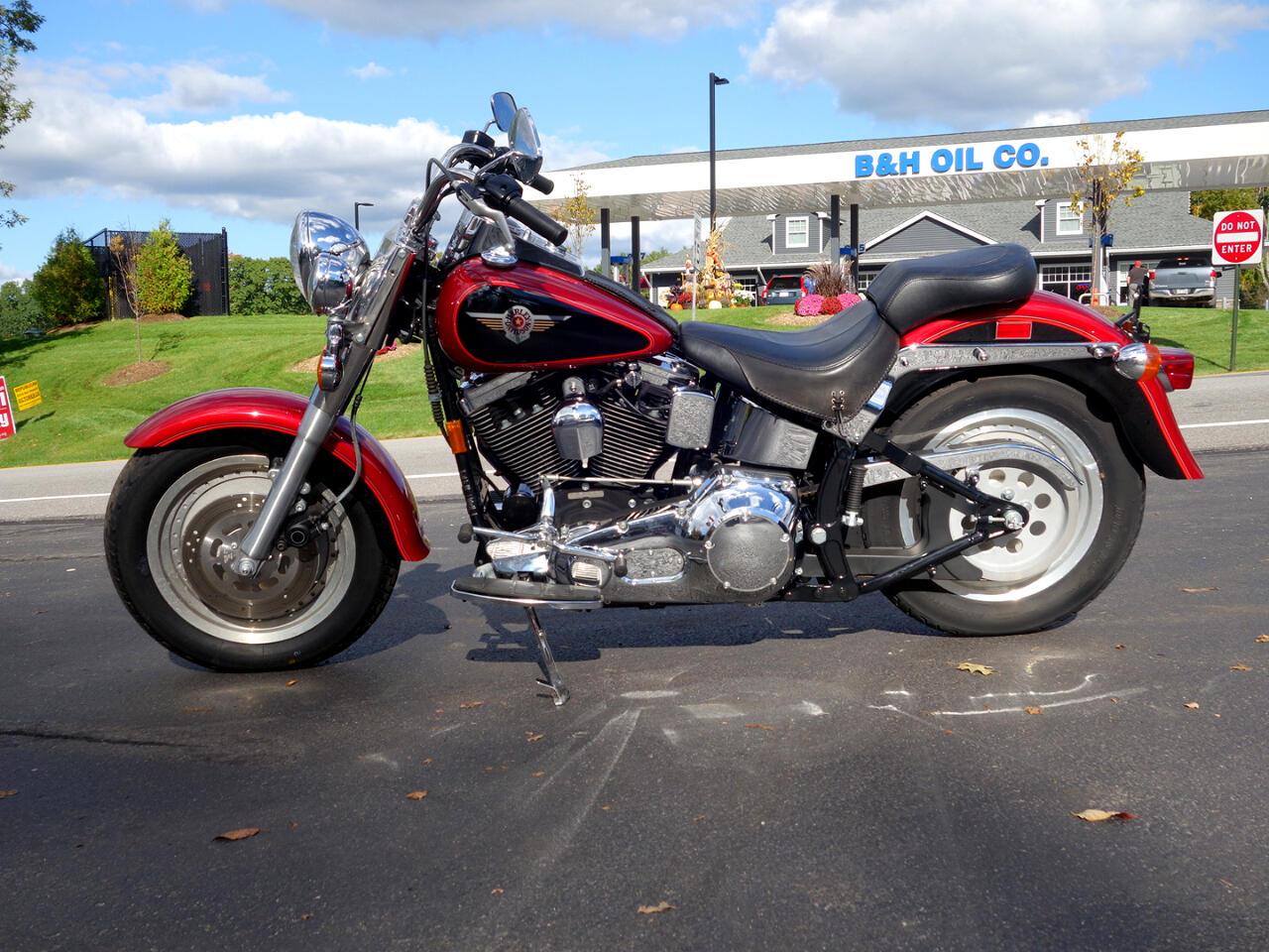 Harley-Davidson Fat Boy  1999