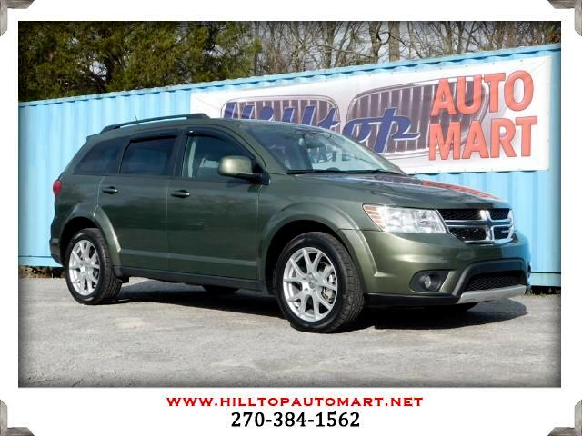 2017 Dodge Journey SXT AWD Rebuilt