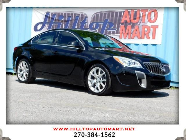 2016 Buick Regal GS AWD Rebuilt