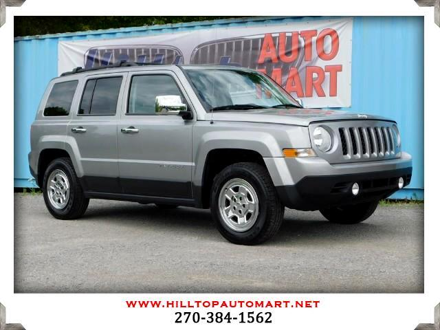 2015 Jeep Patriot Sport 2WD Rebuilt