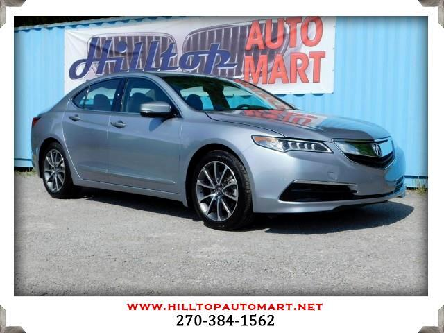 2016 Acura TLX 9-Spd AT w/ Technology Package Rebuilt