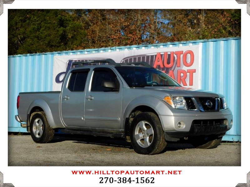 2007 Nissan Frontier LE Crew Cab Long Bed 4WD Rebuilt