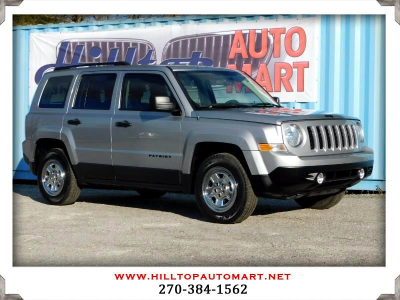 2015 Jeep Patriot Sport 4WD Rebuilt