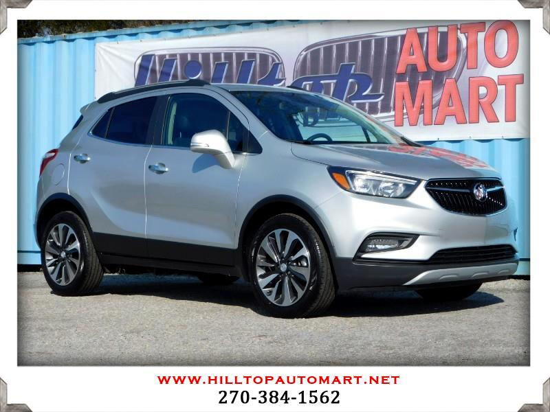 2018 Buick Encore Preferred II FWD Rebuilt