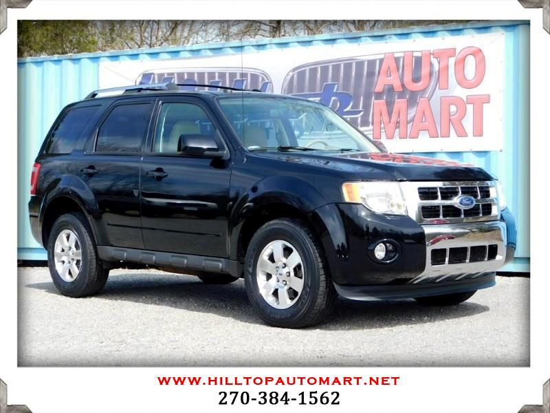 2012 Ford Escape Limited 4WD Rebuilt