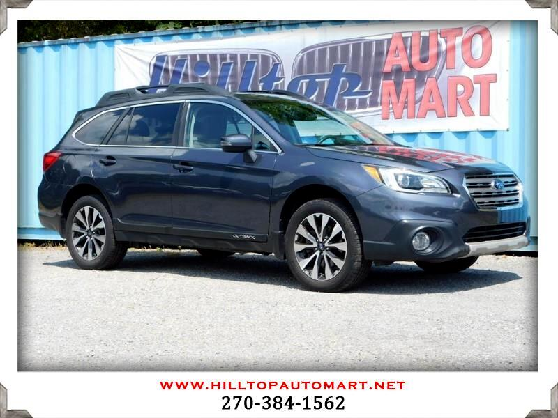 2016 Subaru Outback 3.6R Limited Rebuilt