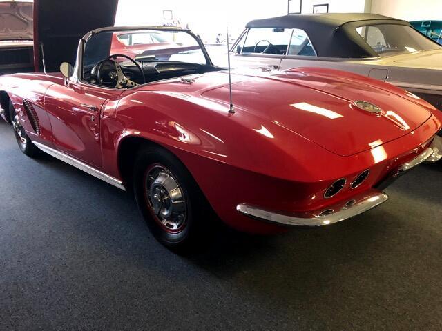 1962 Chevrolet Corvette 2dr Conv