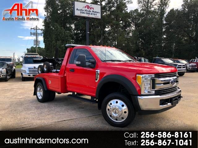 2017 Ford F-450 Regular Cab DRW 2WD