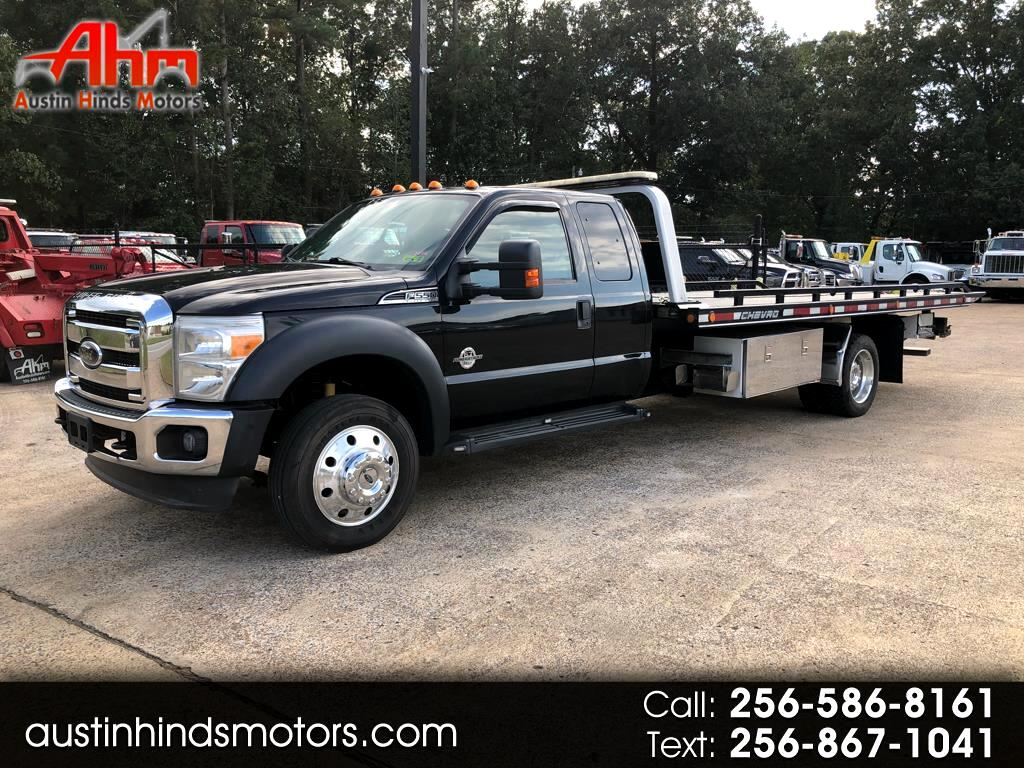 2012 Ford F-550 SuperCab DRW 2WD