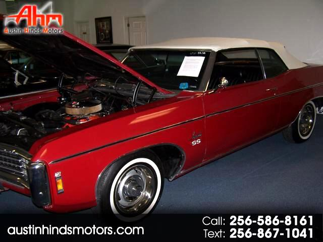 Chevrolet Impala SS  1969