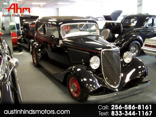 Ford 2 Door  1934