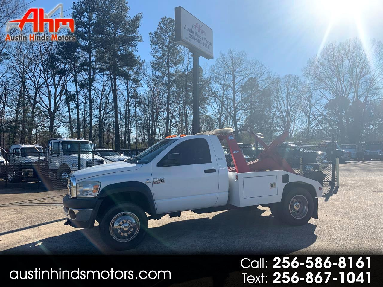 2008 Dodge Ram 4500 Regular Cab 2WD