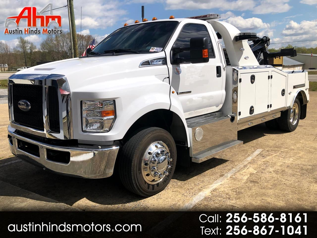 2017 Ford F-650 SD