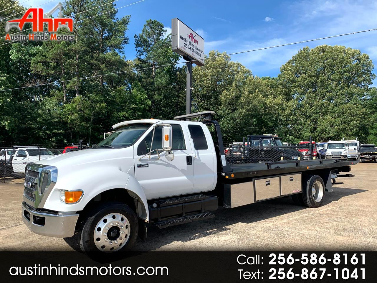 2010 Ford F-750 SuperCab 2WD DRW