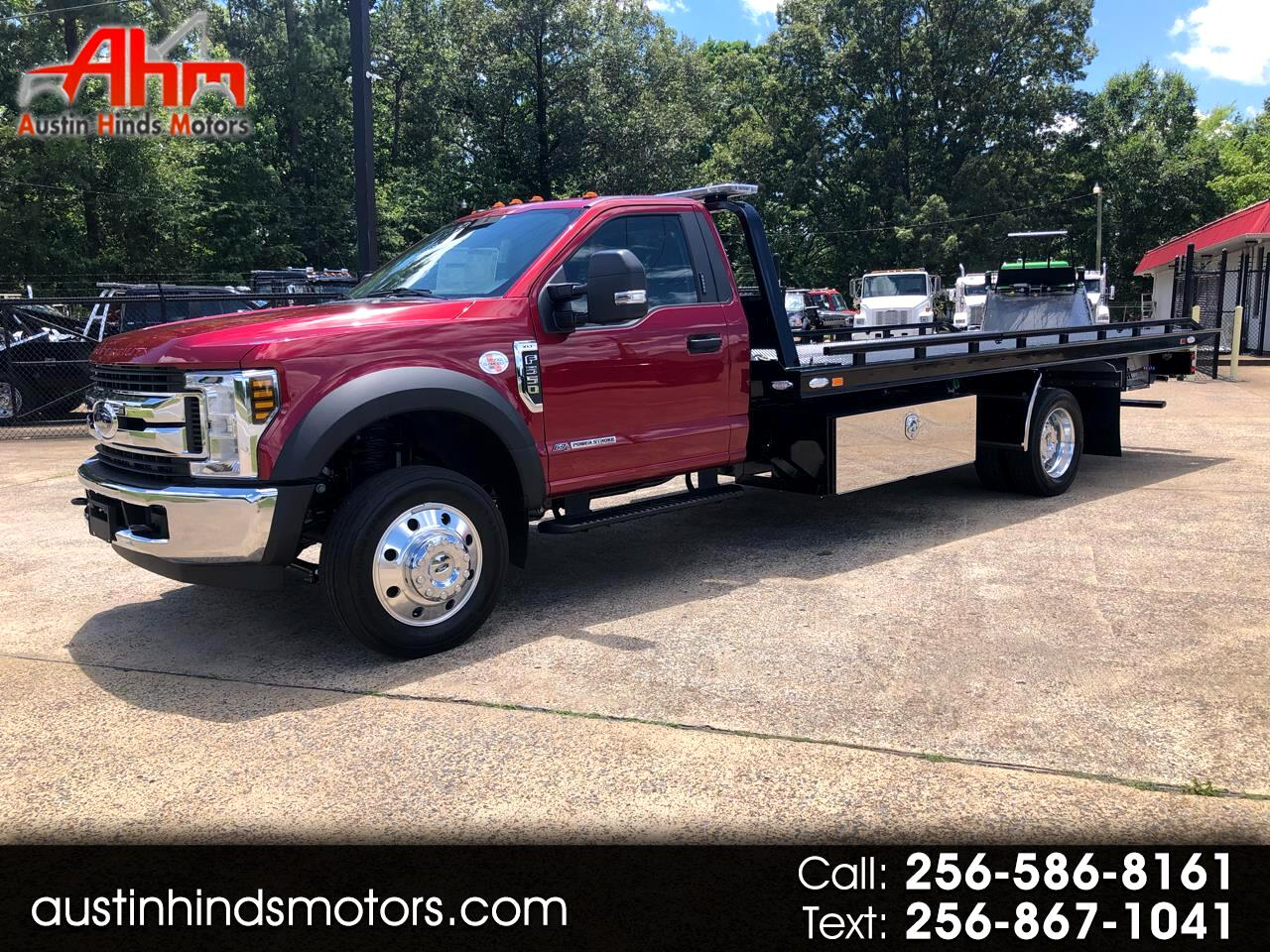 2019 Ford F-550 Regular Cab DRW 2WD