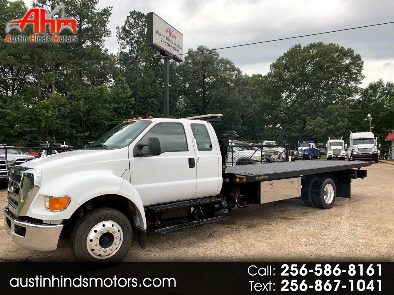 2007 Ford F-650 SuperCab 2WD DRW