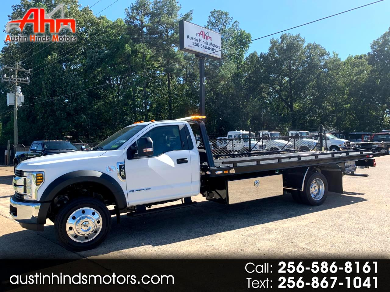 2019 Ford F-550 Super Duty Regular Cab 2WD DRW