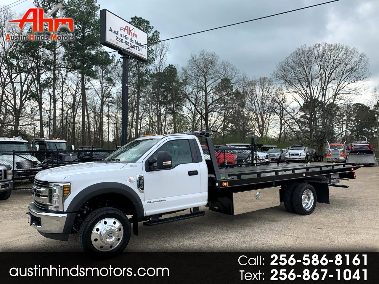 Ford F-550 Super Duty XLT 2019