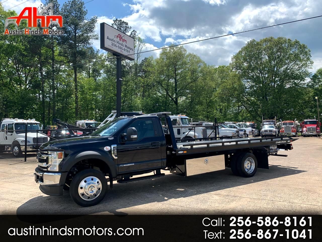 Ford F-550 Super Duty XLT 2020