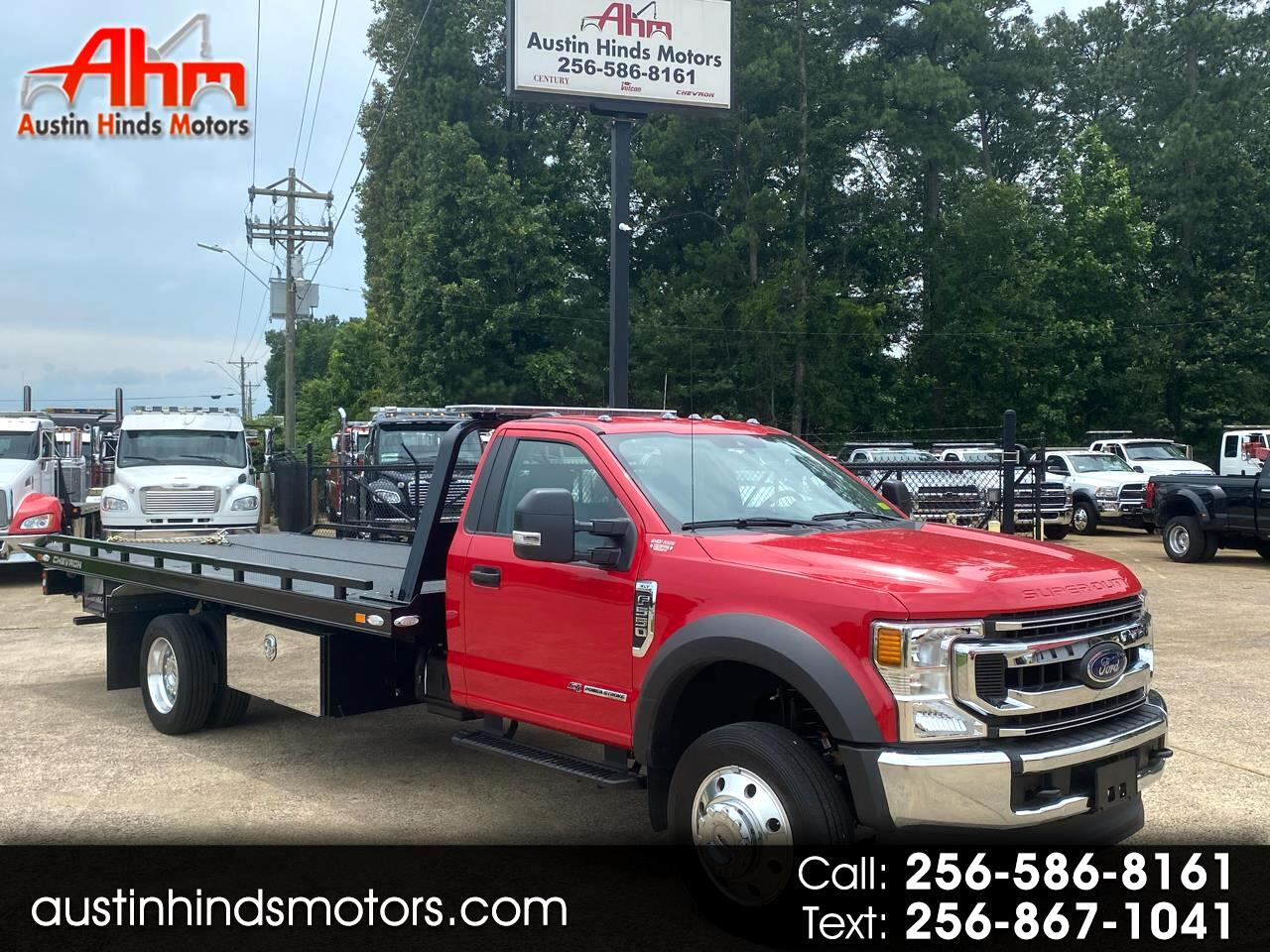 Ford F-550 Regular Cab DRW 2WD 2020