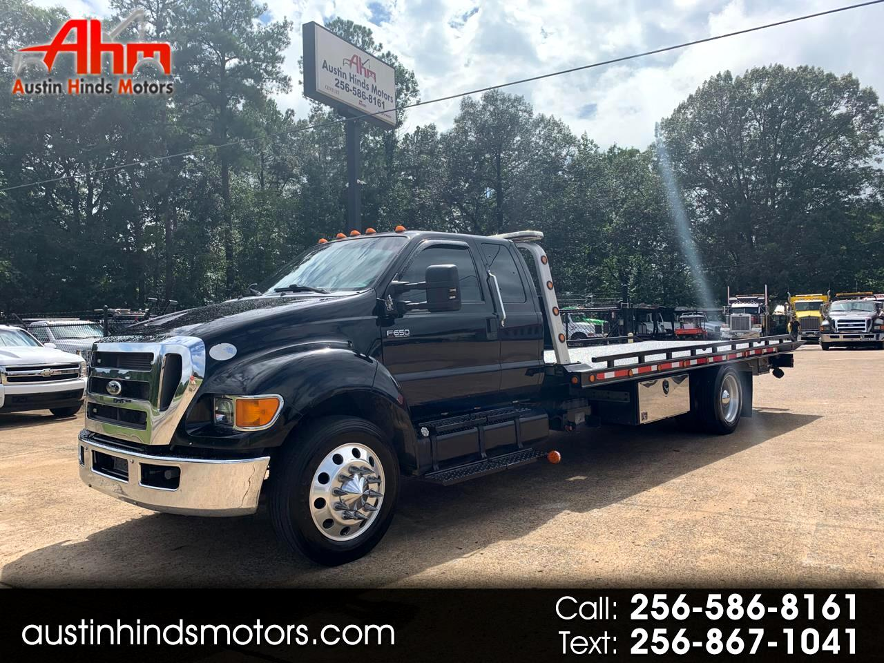 Ford F-650 SuperCab 2WD DRW 2015
