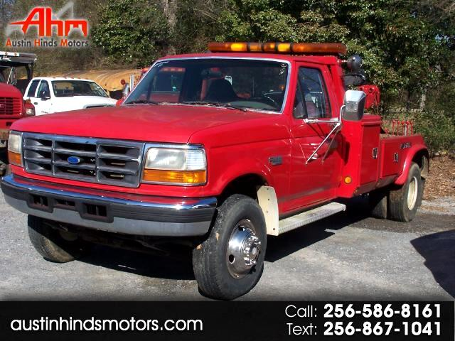 1995 Ford F-450 SD Regular Cab 2WD