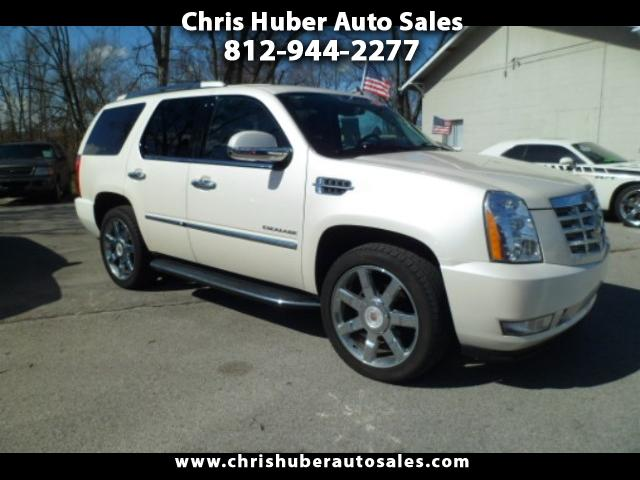 2013 Cadillac Escalade AWD Luxury