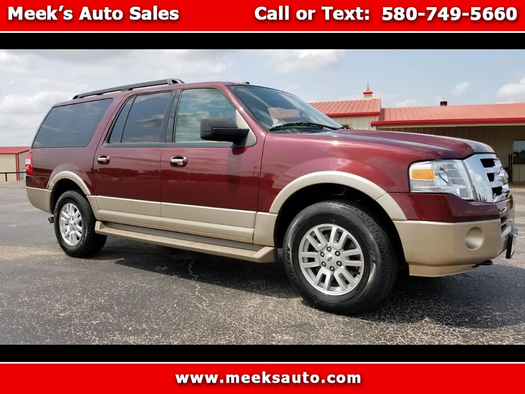 2012 Ford Expedition EL 4WD 4dr XLT
