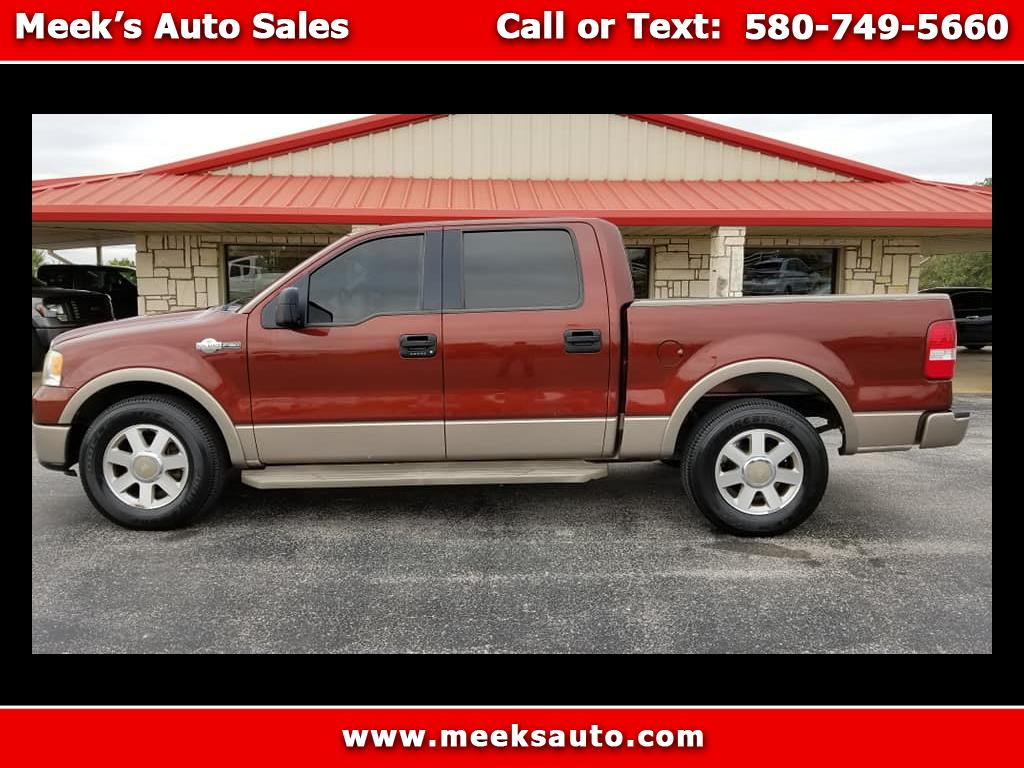 "2006 Ford F-150 SuperCrew 139"" King Ranch"