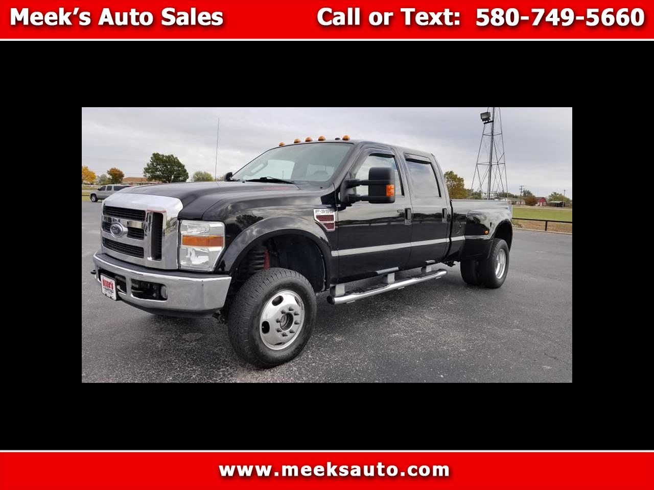 2008 Ford Super Duty F-350 DRW 4WD Crew Cab 156