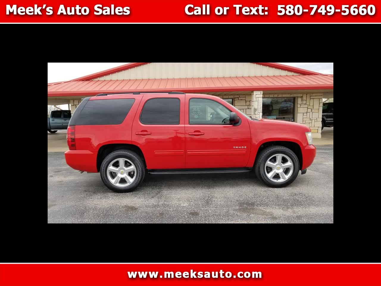 2010 Chevrolet Tahoe 2WD 4dr 1500 LS