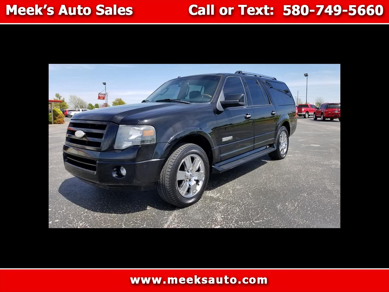 2007 Ford Expedition EL 2WD 4dr Limited