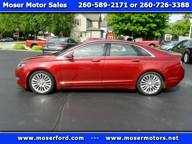 2013 Lincoln MKZ Reserve AWD