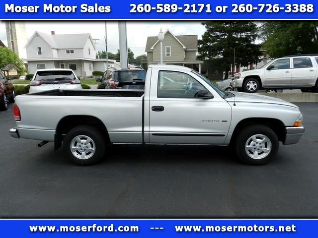 2001 Dodge Dakota 2WD
