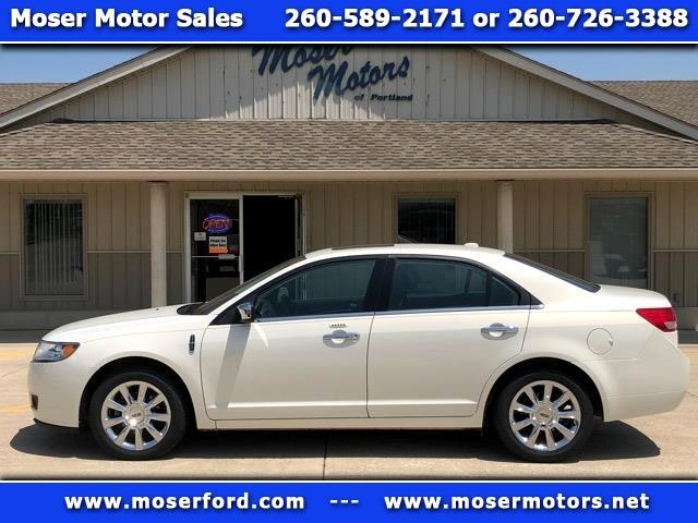 2012 Lincoln MKZ FWD Ultimate Package