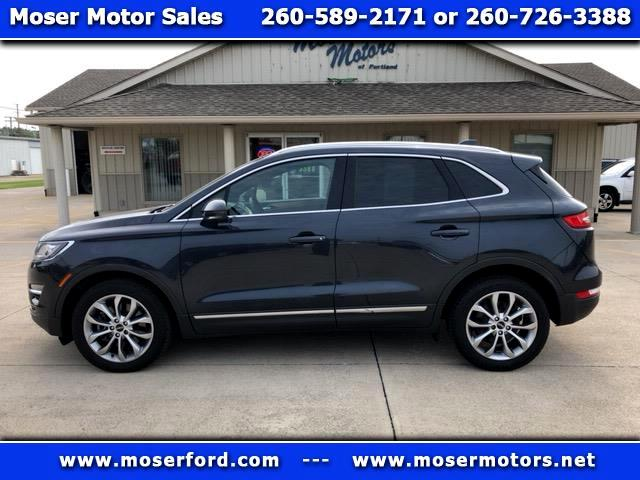 2015 Lincoln MKC AWD 4dr Select